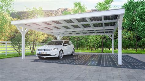 solarcarport ab  aus holz alu oder stahl  jahre