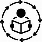 Research Methodology Activity Study Icon Inspiration Methodologies