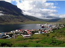 Cruises To Eskifjordur, Iceland Eskifjordur Cruise Ship