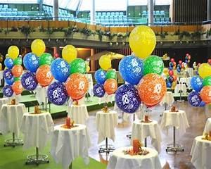 Dekoration 30 Geburtstag : geburtstagballons 18 geburtstag 10 st ck geburtstagsballons 10er beutel luftballons mit ~ Yasmunasinghe.com Haus und Dekorationen