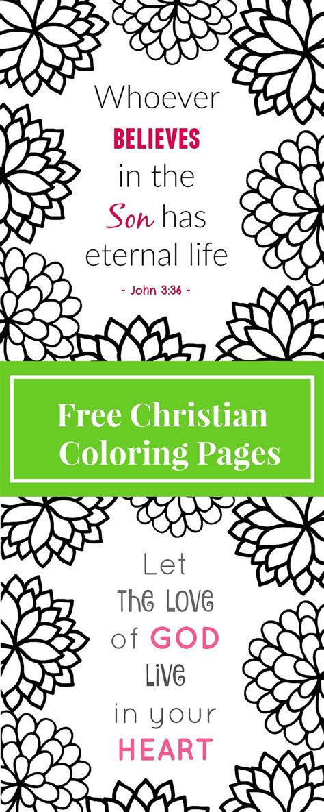 printable christian coloring pages  mommy
