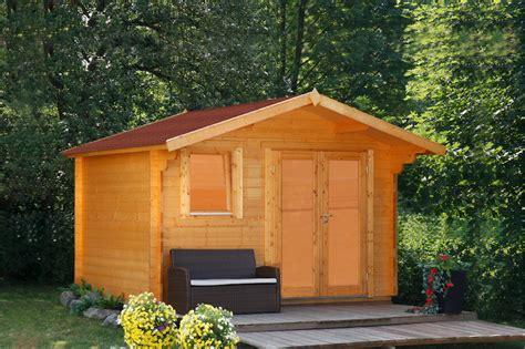 Holz Gartenhaus Oslo 34f Bei Gartenhaus2000 Kaufen