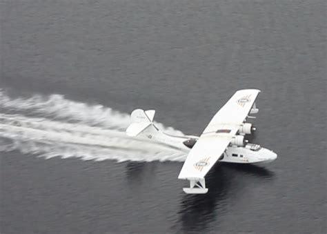 Flying Boat Loch Lomond by Loch Lomond Seaplanes