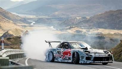 Mazda Drift Rx7 Bull Rx Mad Mike