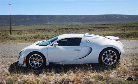 2014 Bugatti Veyron Gold Concept