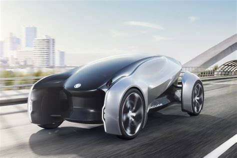 Future-type, L'auto Del 2040 Secondo La Jaguar