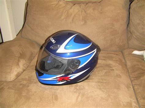 Suzuki Gsxr Helmet by Shoei Rf 1000 Suzuki Gsx R Helmet Gsxr Size Large