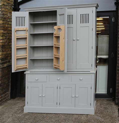 Farrow And Cupboard Paint by Farrow And Painted Large 3 Drawer Larder Cupboards