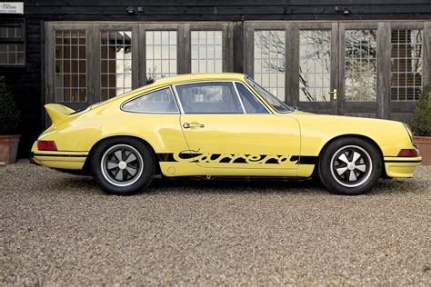Porche 911 Rs by Porsche 911 Rs Lightweight