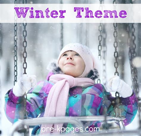 winter theme activities for preschool 410 | winter theme