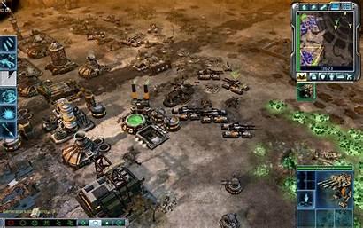 Command Conquer Tiberium Wars Ui Base Screenshots