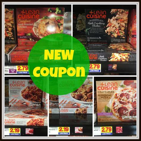 cuisine promo lean cuisine coupon kroger deal scenarios kroger