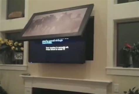 motorized tv mounts  shouldnt