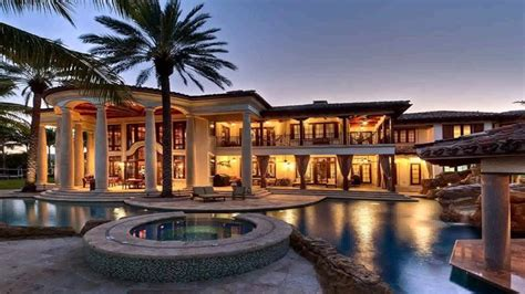 Pool Mediterranean Style House Plans With Photos HOUSE
