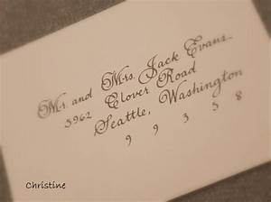 designs by robyn love envelope addressing etiquette for With wedding invitation address etiquette no inner envelope
