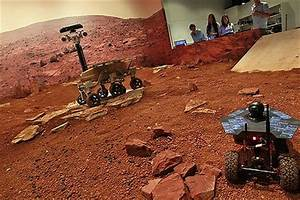 Students embrace remote learning on the red planet