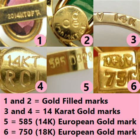 Vintage Jewelry Marks: Help for Dating Your Vintage