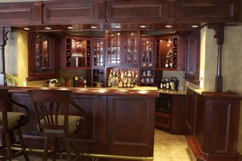 Custom Built Home Bars by 30 Awesome Home Bars Refined