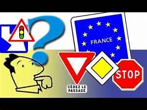 Code De La Route Question : code de la route questions crites importantes youtube ~ Medecine-chirurgie-esthetiques.com Avis de Voitures