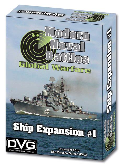 Schip Expansion by Modern Naval Battles Ship Expansion 1 Dvg