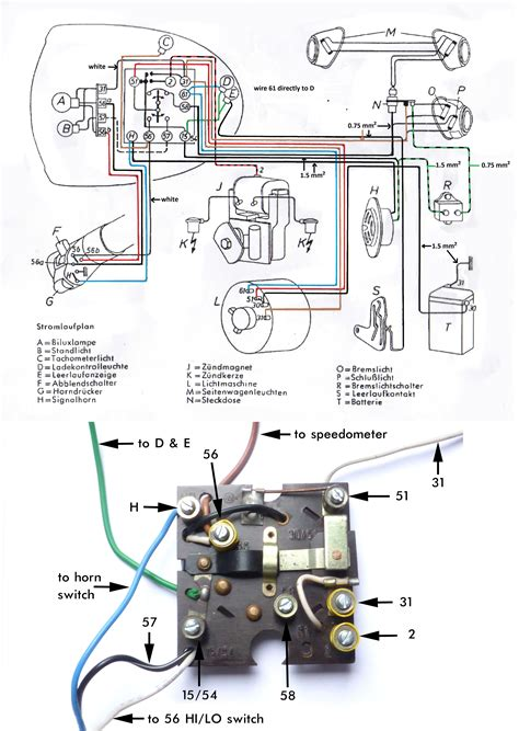 wiring diagram r51 3 r68 salis parts salis parts