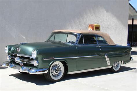 restored  ford crestline sunliner dias classic cars