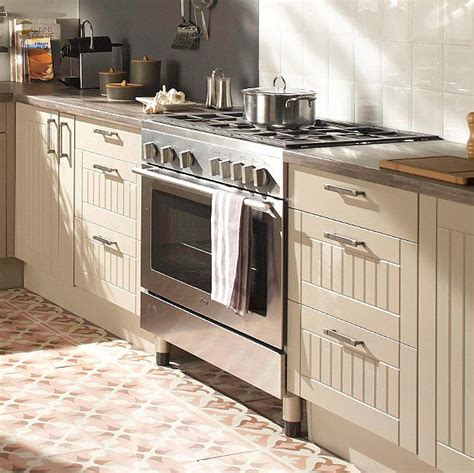 cuisine piano cuisine equipee avec piano de cuisson maison design