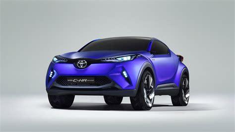 Toyota C Hr Concept Wallpaper Hd Car Wallpapers