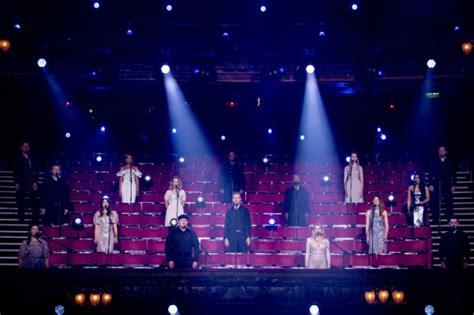 BBC's Musicals: The Greatest Show TV event - ensemble cast ...