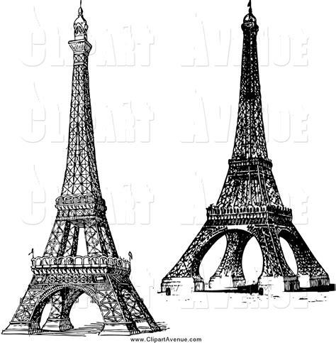 Paris Black And White Drawing Wwwpixsharkcom Images