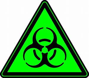 Green Biohazard Sign | www.pixshark.com - Images Galleries ...