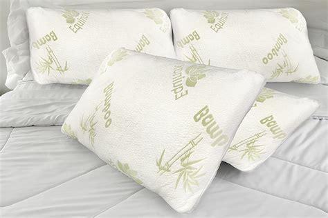 Bamboo Shredded Memory Foam Pillow  Bamboo Pillow Reviews