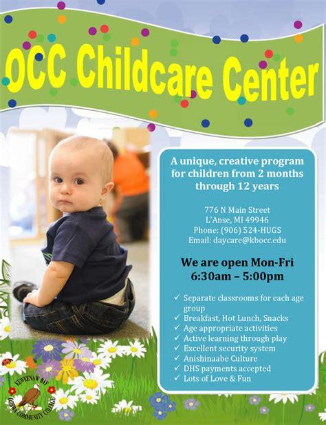 child care center day care keweenaw bay ojibwa
