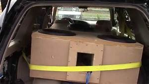 Worst Car Audio Installs Part 1 Three 15 U0026 39 S In Two Boxes