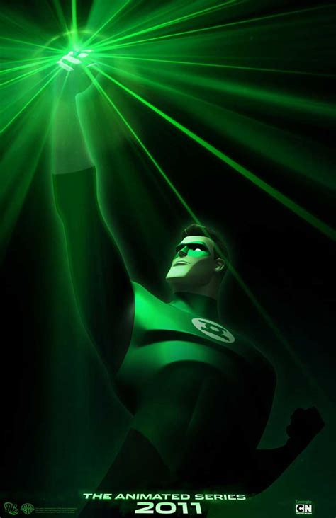 green lantern animated series quot green lantern the animated series quot arrives on network
