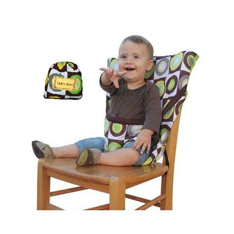 rehausseur bebe chaise sack 39 n seat cercles siège bébé nomade vive bébé