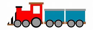 Flat train illustration vector PNG Clipart - Download free ...