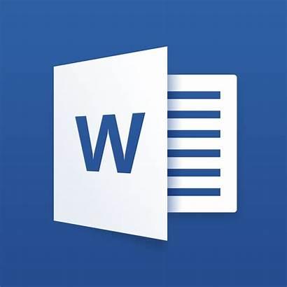 Microsoft Ipad Word Icon Office App Apps