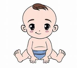 How to Draw a Baby in a Few Easy Steps | Easy Drawing Guides
