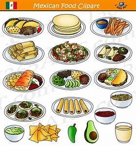 clipart mexican food - Jaxstorm.realverse.us