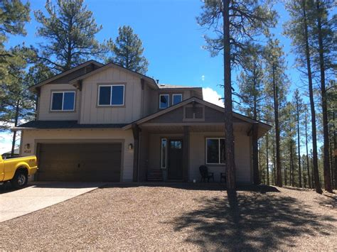 cabin rentals in flagstaff beautiful newly constructed home in flagstaff vrbo