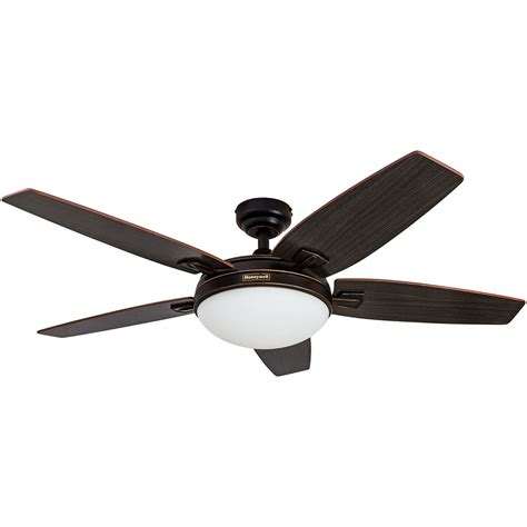 honeywell ceiling fan rubbed bronze finish 48 inch 50197 great brands outlet