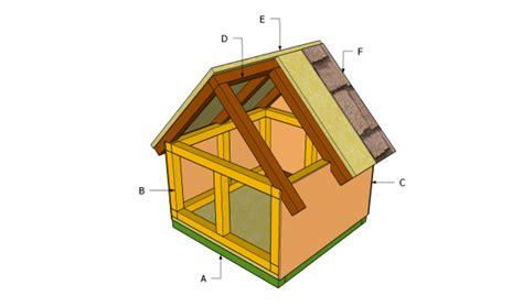 outdoor cat house plans myoutdoorplans
