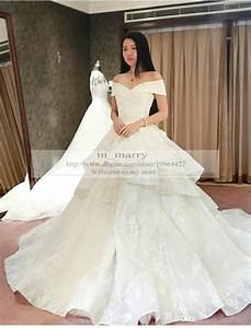 Eleagnt plus size off shoulder boho wedding dresses 2016 a for Plus size off the shoulder wedding dress
