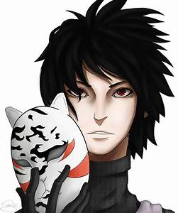 Uchiha Sasuke- Anbu by TremblingWave on DeviantArt