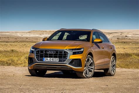 2019 audi q8 starts at 67 400 right about where q7 leaves off roadshow