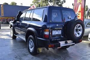 Nissan Patrol 4x4 : 2004 nissan patrol gu iii st 4x4 ~ Gottalentnigeria.com Avis de Voitures