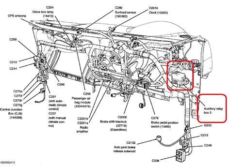 pt cruiser fuel pump relay location diagrams wiring