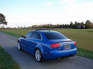 4wd Week  2007 Audi S4