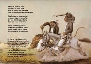 Gauchos, Imágenes de Martín Fierro, Frases, Carteles para conmemorar el Día de la Tradición el